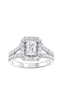 Tru Reflection Engagement Ring RG58662-4WB product image