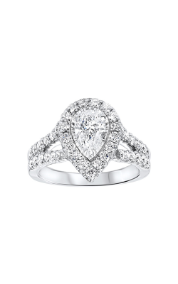 Tru Reflection Engagement Ring RG58663-4WB product image