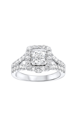 Tru Reflection Engagement Ring RG58661-4WB product image