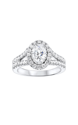 Tru Reflection Engagement Ring RG58659-4WB product image