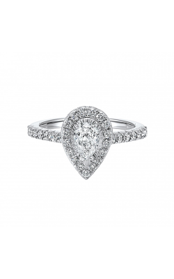 Tru Reflection Engagement Ring RG72687-4WB product image