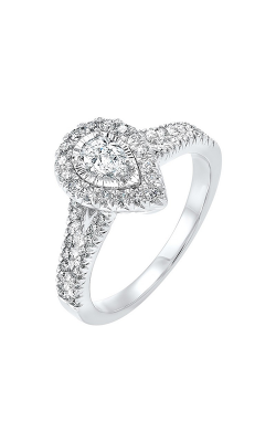 Tru Reflection Engagement Ring RG69964-4WB product image