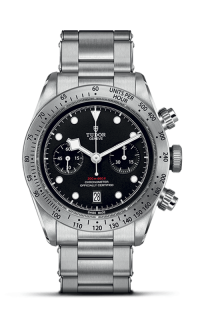 <span class='model_name'> Black Bay Chrono 41mm Steel</span> <br/> <span class='model_number'>M79350-0004</span>  product image