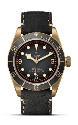 <span class='model_name'> Black Bay Bronze 43mm</span> <br/> <span class='model_number'>M79250BA-0001</span>  product image