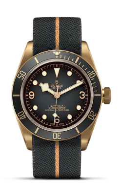 <span class='model_name'> Black Bay Bronze 43mm</span> <br/> <span class='model_number'>M79250BA-0002</span>  product image