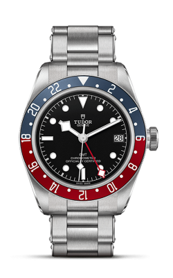 <span class='model_name'> Black Bay GMT 41mm Steel</span> <br/> <span class='model_number'>M79830RB-0001</span>  product image