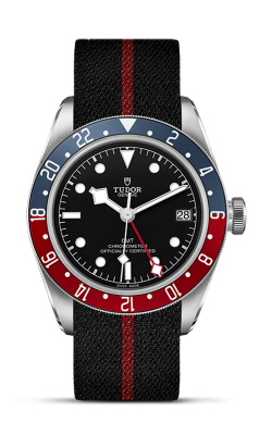 <span class='model_name'> Black Bay GMT 41mm Steel</span> <br/> <span class='model_number'>M79830RB-0003</span>  product image