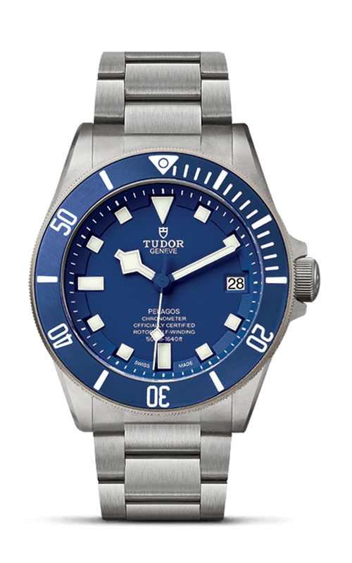 Pelagos 42mm Titanium and Steel product image