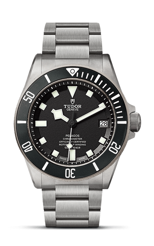 Pelagos LHD 42mm Titanium and Steel product image