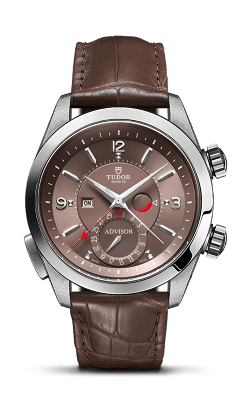 Tudor Heritage Advisor Watch M79620TC-0006 product image