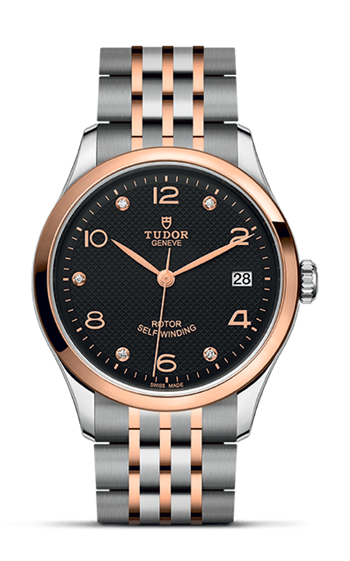1926 36mm Steel and Rose Gold product image