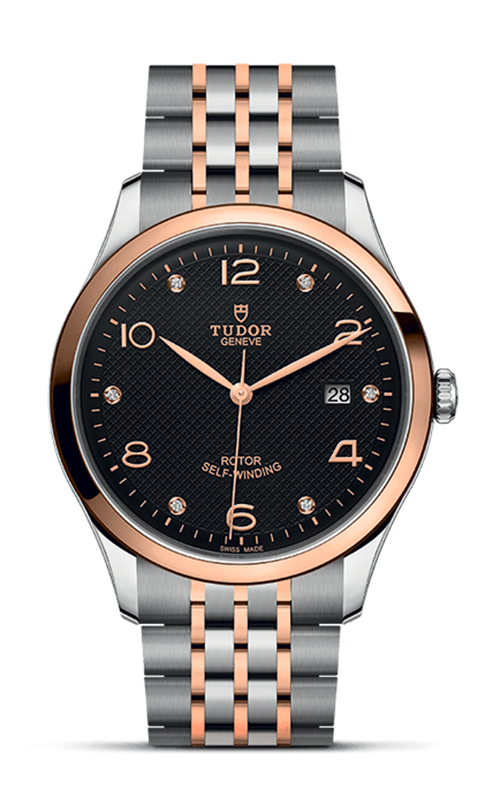1926 41mm Steel and Rose Gold product image