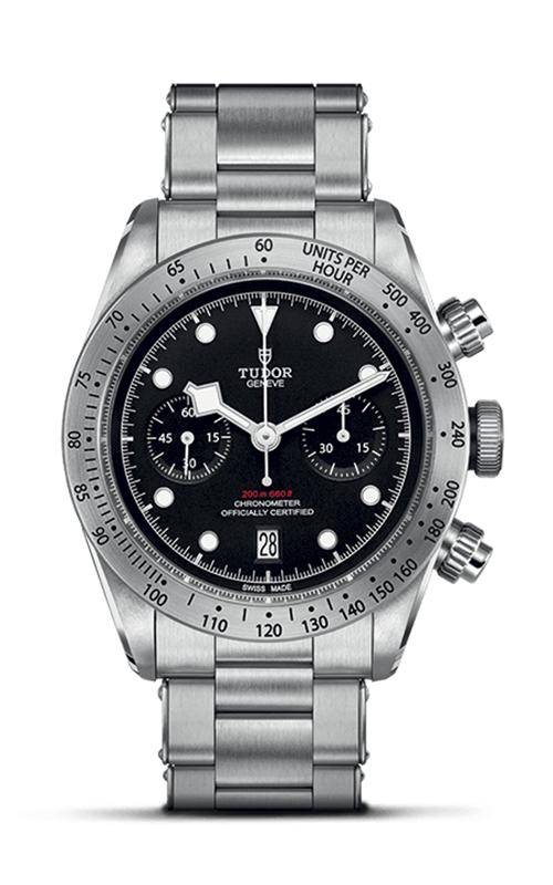 Tudor Black Bay Chrono Watch M79350-0004 product image