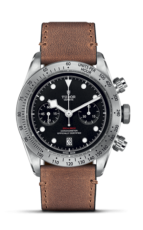 Black Bay Chrono 41mm Steel product image