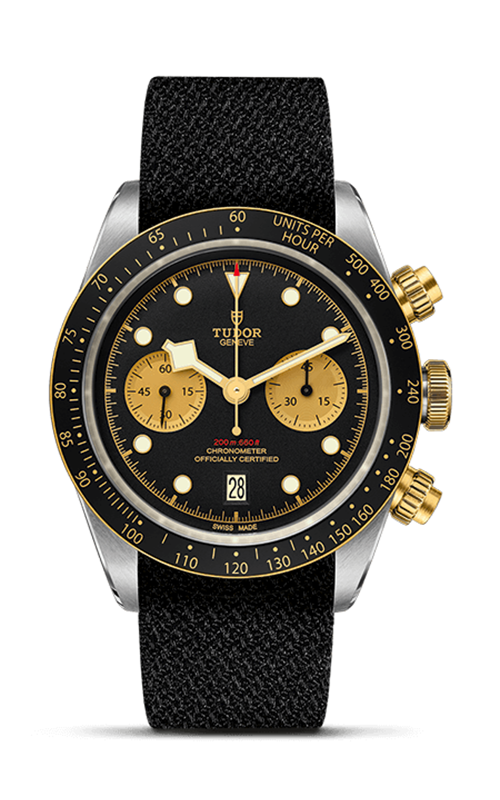 Black Bay Chrono S&G 41mm Steel and Gold product image