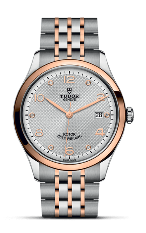1926 39mm Steel and Rose Gold product image