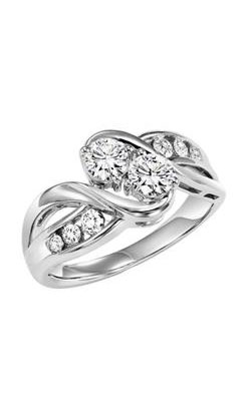 Twogether Engagement ring TWO3007-100 product image