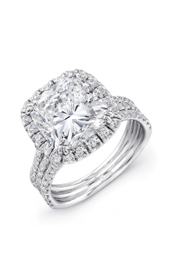 Uneek Silhouette Engagement ring LVS918 product image
