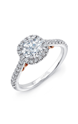 Uneek Amore Engagement ring A101CUWR-6.0RD product image