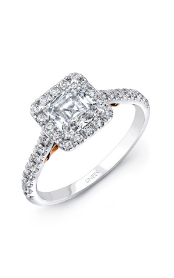Uneek Amore Engagement ring A101PRWR-5.5PC product image