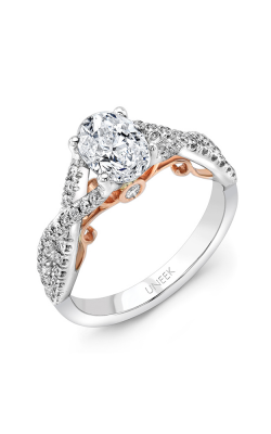 Uneek Amore Engagement ring A102WR-7.5X5.5OV product image
