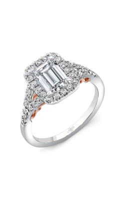 Uneek Amore Engagement ring A104WR-7X5EM product image
