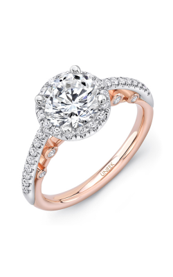 Uneek Amore Engagement ring A106RDRW-6.5RD product image