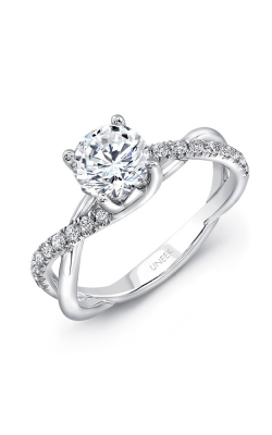 Uneek Infinity Engagement ring SM817S-6.5RD product image