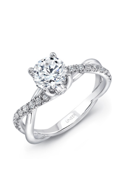 Uneek Infinity Engagement ring SM817SB-7.0RD product image