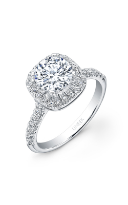 Uneek Unity Engagement Ring USM04CU-6.5RD product image