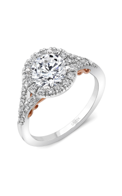 Uneek Amore Engagement Ring A104RDWR-6.5RD product image