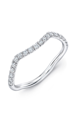 Uneek Infinity Engagement Ring WB230W product image