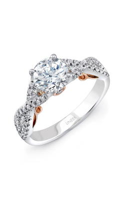 Uneek Amore Engagement ring A102WR-6.5RD product image