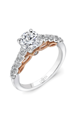 Uneek Amore Engagement ring A103WR-6.5RD product image
