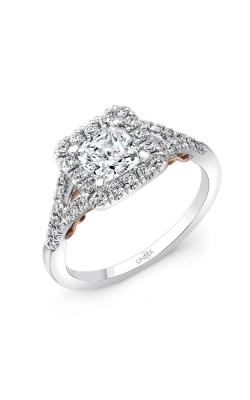 Uneek Amore Engagement Ring A104CUWR-5.5CU product image