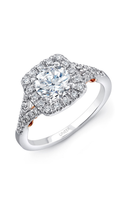 Uneek Amore Engagement ring A104CUWR-6.5RD product image