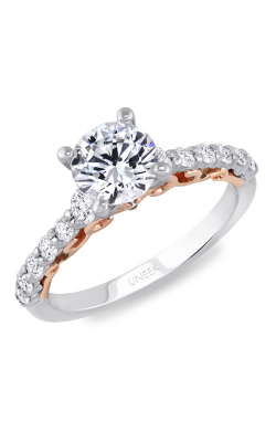 Uneek Amore Engagement Ring A105WR-6.5RD product image