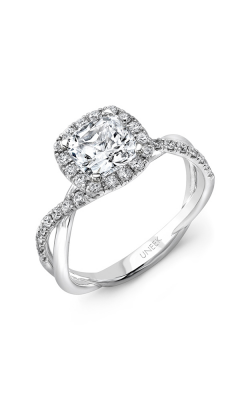 Uneek Infinity Engagement ring SM817CU-6.0CU product image