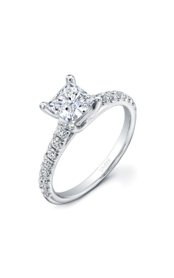 Uneek Unity Engagement ring USM08-5.5PC product image