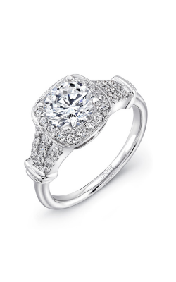 Uneek Unity Engagement ring USM030CU-6.5RD product image
