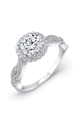 Uneek Unity Engagement Ring USM032RD-6.5RD product image