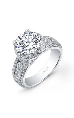 Uneek Unity Engagement Ring USM014RD-8.0MM product image