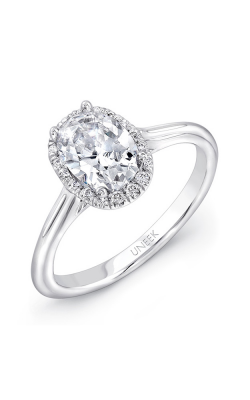 Uneek Unity Engagement Ring USMS08OV-7.5X5 product image