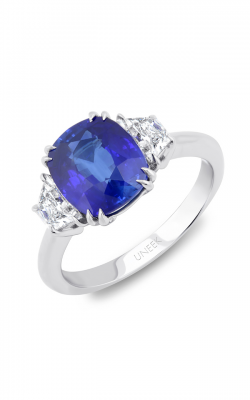 Uneek Royal Blue Engagement Ring LVS978CU product image