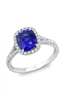 Uneek Royal Blue Engagement ring LVS980CU product image