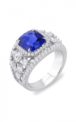 Uneek Royal Blue Engagement ring LVSLG2432 product image