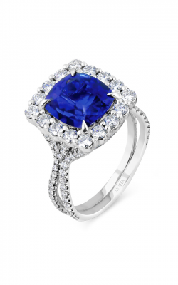 Uneek Royal Blue Engagement ring LVS966 product image