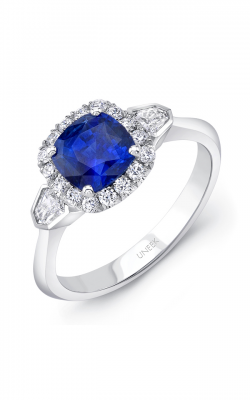 Uneek Royal Blue Engagement ring LVS991CU product image