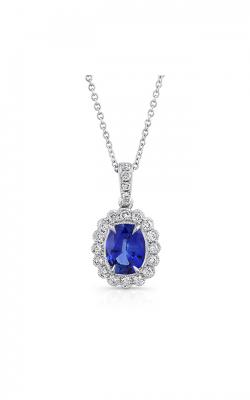Uneek Gemstone Necklace NEK155BS product image