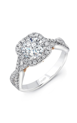 Uneek Amore Engagement Ring A108CUWR-6.5RD product image